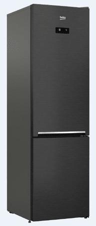 Beko RCNA406E40LZXR, kombinirani hladilnik