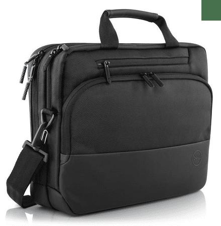 """DELL 460-BCMO Pro Briefcase torba za prenosnike z diagonalo do 14"""" - Odprta embalaža"""