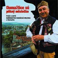 Konrádyho dudácká muzika: Domažlice sú pěkný městečko - CD