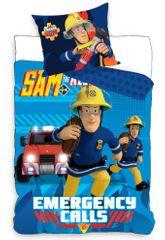 Carbotex Dětské povlečení Požárník Sam