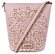Verde Dámska kabelka 16-5039 Pink