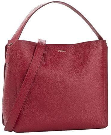 Dámská kabelka Furla Bag Capriccio M Hobo 920210 B BHE6 QUB Ciliegia d