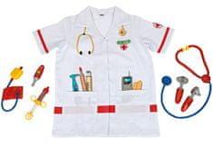 Klein zdravniška halja s pripomočki