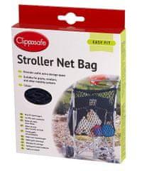 Clippasafe Sieťová taška na kočík