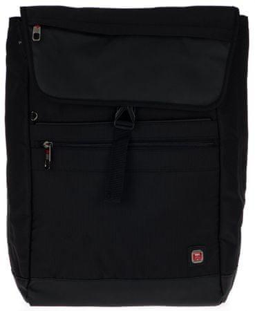 Enrico Benetti męski plecak Uptown 47198 czarny