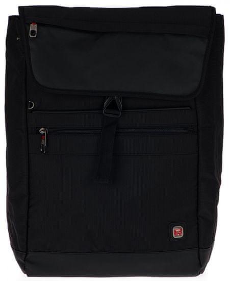 Enrico Benetti pánský batoh Uptown 47198 černá