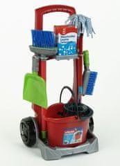 Klein Vileda vozík na upratovanie