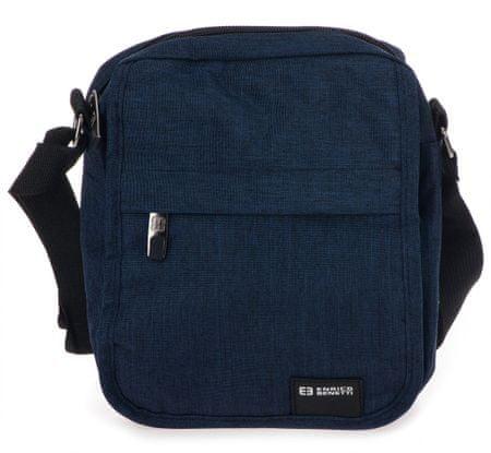 Enrico Benetti pánská crossbody taška Sydney 47173 tmavě modrá