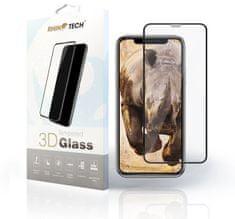 RhinoTech 2 Tvrzené ochranné 2.5D sklo pro Samsung A10 (Full Glue) Black RT163