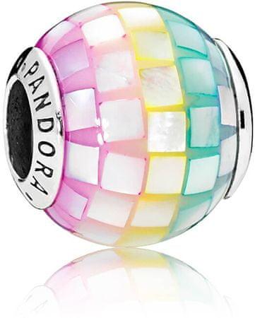 Pandora Színes gyöngy 797183MPR ezüst 925/1000