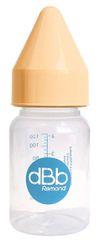 DBB Remond otroška steklenica, z gumijastim cucljem, NN, PP, 120 ml