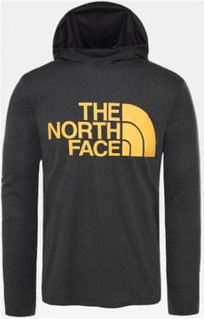 The North Face M 24/7 Big Logo Hd moški pulover, temno siv, XL