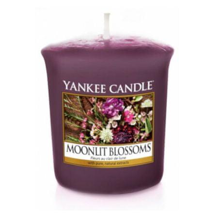 Yankee Candle Illatos gyertyaMoonlit Blossoms 49 g