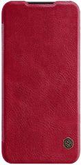 Nillkin Qin Book preklopna usnjena torbica za Honor 20 Lite Red 2446547, rdeča