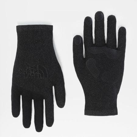 The North Face M Etip Knit Glove Tnf Bla L/XL