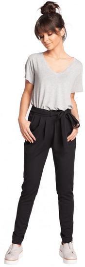 BeWear dámske nohavice B011 S čierna