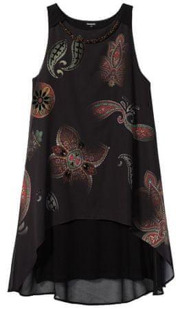 Desigual Vest Montreal ženska haljina, 36, crna
