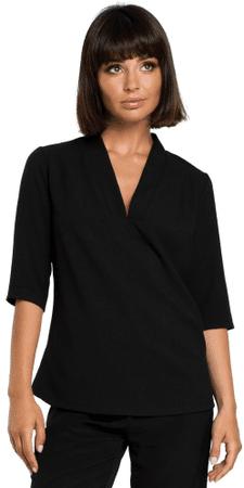 BeWear B090 ženska bluza, crna, XL