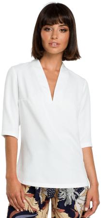 BeWear B090 ženska bluza, bela, S