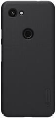 Nillkin Super Frosted Zadní Kryt pro Google Pixel 3A XL Black 2446760