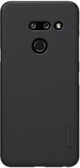 Nillkin Super Frosted stražnji poklopac za LG G8 Black 2446408, crni