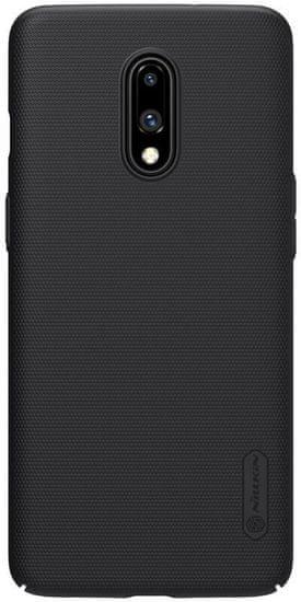 Nillkin Super Frosted Zadní Kryt pro OnePlus 7 Pro Black 2446534