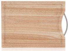 Banquet Brillante lesena deska za rezanje, 38 × 28 cm