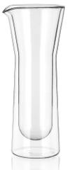 Banquet Džbán sklenený dvojstenný DOBLO 500 ml