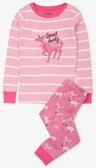 Hatley dívčí pyžamo se srnkou