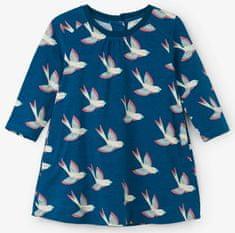 Hatley dívčí šaty s ptáčky