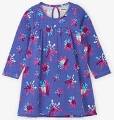 Hatley dívčí šaty se sněhovými vločkami