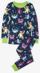 Hatley piżama chłopięca w potwory
