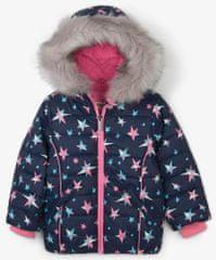 Hatley Lány téli kabát csillagokkal