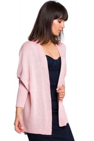 BeWear BK027 ženska jopica, univerzalna velikost, roza