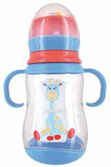 DBB Remond butelka dziecięca z tritanu, 300 ml, silikonowy smoczek 4+ m