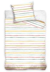 BedTex Bavlněné povlečení Multicolor Horizontal