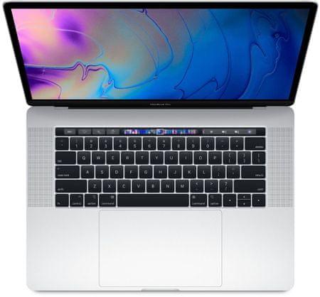 Apple MacBook Pro 15 prenosnik, Silver - SLO KB (mv922cr/a)