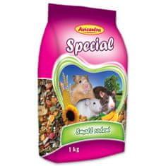 Avicentra Speciál pro malé hlodavce 1 kg