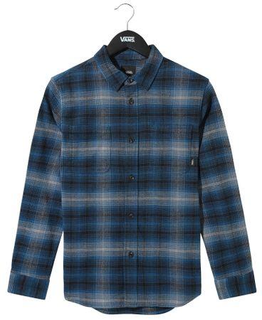 Vans Banfield III fantovska srajca, modro-črna, S