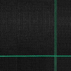 TENAX SPA Fólie proti plevelům COVER PRO černá 0,52m