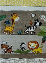 Berfin Dywany Kusový koberec Smart Kids 22310 Beige