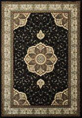 Berfin Dywany Kusový koberec Anatolia 5328 S (Black)