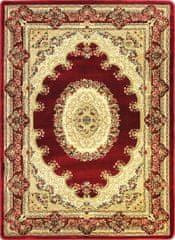 Berfin Dywany AKCE: 80x150 cm Kusový koberec Adora 5547 B (Red)