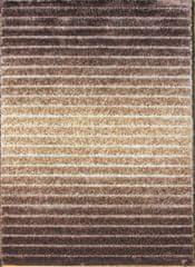 Berfin Dywany Kusový koberec Seher 3D 2607 Brown Beige