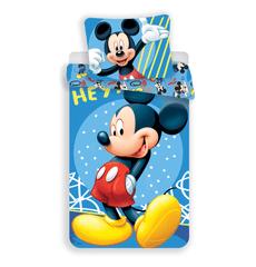 Jerry Fabrics Ložní souprava Mickey Hey