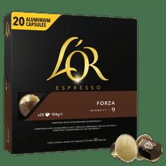 L'Or Forza 20 ks kapsle