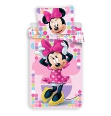 Jerry Fabrics dječja posteljina Minnie Pink 03
