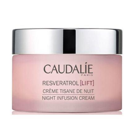 Caudalie Nočný vyhladzujúci krém Resveratrol [Lift] (Night Infusion Cream) 50 ml
