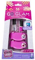 Spin Master zestaw wkładów do robienia paznokci Cool Maker, różowy