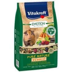 Vitakraft Emotion Veggie pre morčatá 600 g